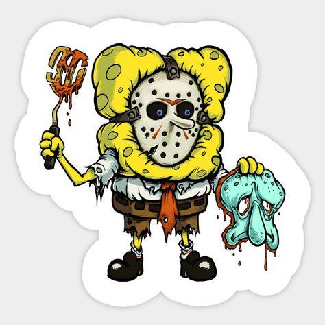 Yellowsquare Killer by oddninja
