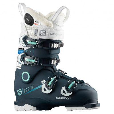 2019 Salomon X Pro 80 W Custom Heat Connect Women S Ski Boots Ski Boots Boots Skiing