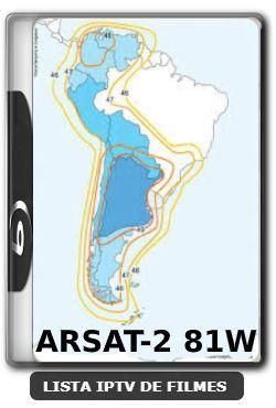 Arsat 2 81w On Na Linha Gshare Acm Via Iks Em 2020 Linha Grades