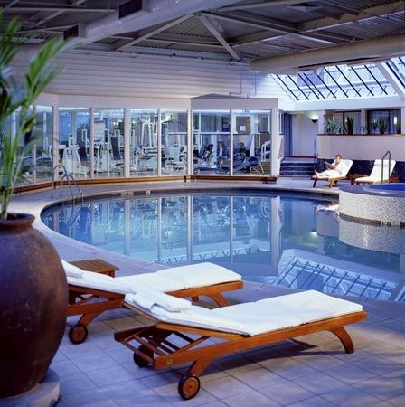 At The Marriott Aberdeen You And Your Bridal Party Can Relax Get Ready For Big Day In Their Spa This Wedding Venue Grampian Has