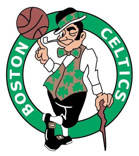 NBA Boston Celtics Logo [EPS