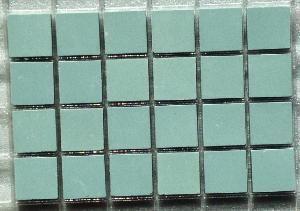Vert Menthe Vert Olivier 2 Par 2 Cm Mosaique Gres Antique Paray Par 100g Vert Menthe Mosaique Et Menthe