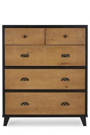 Add a rustic feel to your bedroom interior with our NEW Hoxton Salvage Chest.
