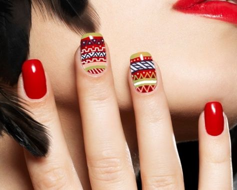 Awesome tribal nail art design ideas crazy nails easter nails awesome tribal nail art design ideas crazy nails easter nails and nail nail prinsesfo Image collections