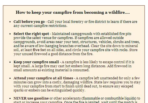 Best Wildfire Prevention And Mitigation Images On