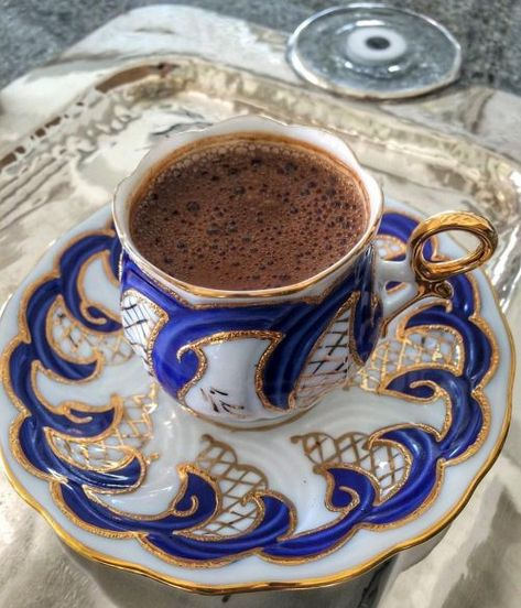 Turkish Coffee | Gevrek and Ginger