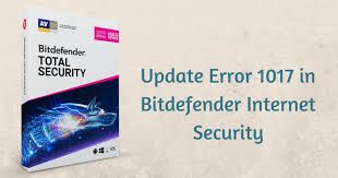 How To Fix Update Error 1017 Bitdefener Internet Security