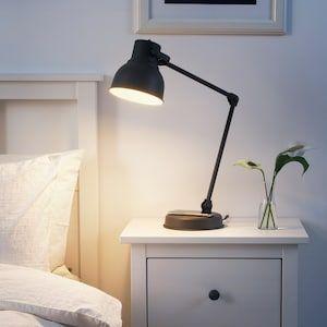 HEKTAR Work Lamp with Wireless Charging