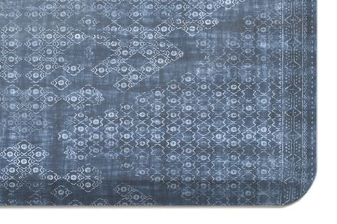 NamaMat | Blue Soft Anti-fatigue Mat for Kitchen or Standing Desk – the House of Noa