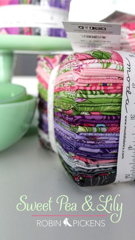sweet pea lily jelly roll # 12