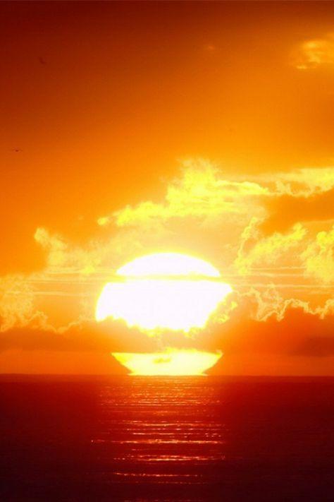 Coucher de soleil! - Menelwenaart
