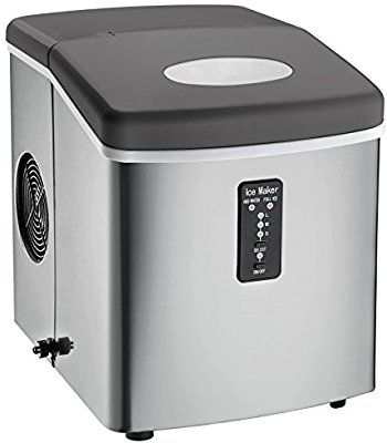Amazon Com Igloo Ice103 Counter Top Ice Maker With Over Sized Ice