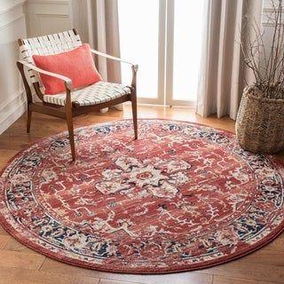 Safavieh Charleston Metha Vintage Boho Oriental Rug