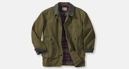 Men's Original Field Coat with WoolNylon Liner