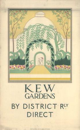 Travel To Kew Gardens By Train