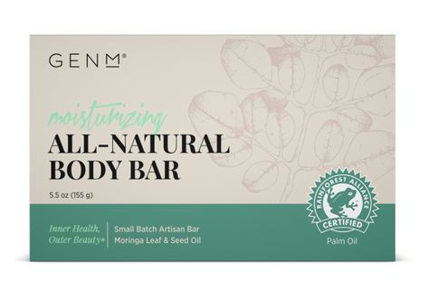 bathtime GenM® Moisturizing All-Natural...