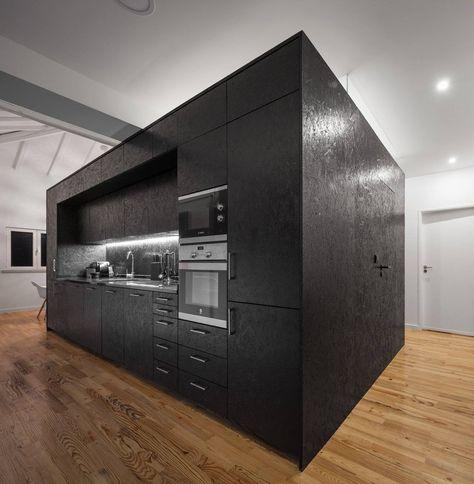 black OSB DIY Pinterest Industrial - möbel rogg küchen