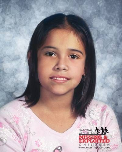 """ENDANGERED MISSING:    TAYNA MORALES    DOB: Jun 4, 2001  Age Now: 10  Missing: Sep 8, 2004  Sex: Female  Race: Hispanic  Hair: Black  Eyes: Black  Height: 2'6"""" (76cm)  Weight: 35lbs (16kg)  Missing From:  READING  PA  United States    Age Progressed    ROMAN MORALES    Companion  DOB: Aug 5, 1958  Sex: Male  Race: Hispanic  Hair: Black  Eyes: Black  Height: 5'5"""" (165 cm)  Weight: 170 lbs (77 kg)  Tayna's photo is shown age-progressed to 10 years. She was last seen at her home on September 8, 2004. Tayna may be in the company of her father, Roman Morales. A warrant is on file for Roman. They may still be in the local area or they may have traveled to Mexico. Tayna may go by the alias last name Rojo and Roman may go by the alias last name De La Luz.  ANYONE HAVING INFORMATION SHOULD CONTACT  National Center for Missing & Exploited Children  1-800-843-5678 (1-800-THE-LOST)  Reading Police Department (Pennsylvania) 1-610-655-6111"""