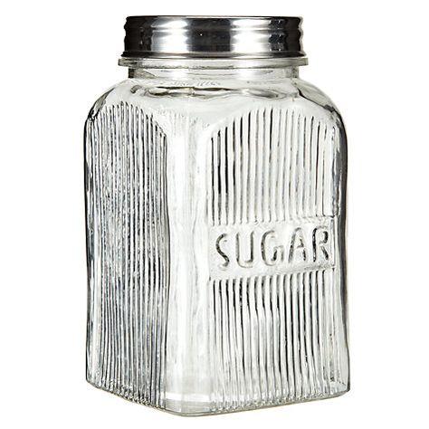 Buy John Lewis Botanist Glass Storage Jars Online At