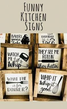 Farmhouse Style Antique Kitchen Funny Kitchen Signs Funny Wall Decor Kitchen Signs