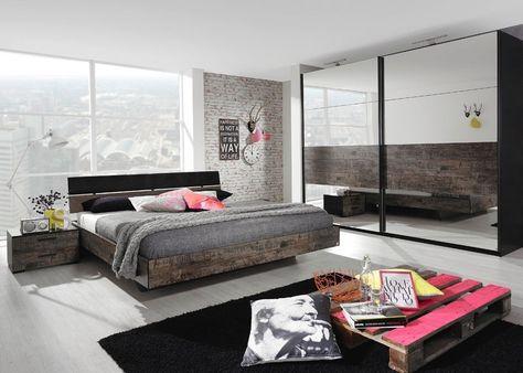 Schlafzimmer Komplett Modern. 25+ ide komplettbett terbaik hanya ...