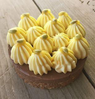 Tartelette Chocolat Au Lait Et Fruits De La Passion