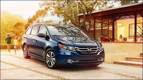 2019 Honda Odyssey Hybrid Awd Edition Best Minivan