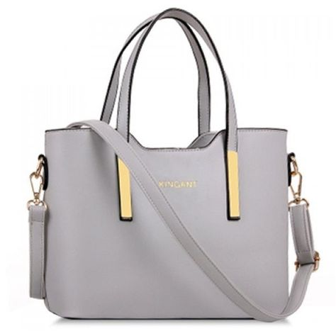 cb66efc845 Stunning Metallic and Solid Color Design Women s Tote Bag ( 23) ❤ liked on  Polyvore featuring bags