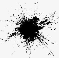 Black Splash Pigment Black Background Painting Paint Splash Background Black Splash
