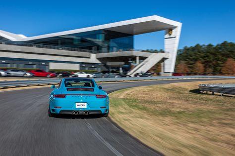 The Porsche Experience Center In Atlanta Invites You To Come Play Porsche Experience Porsche Experience Center