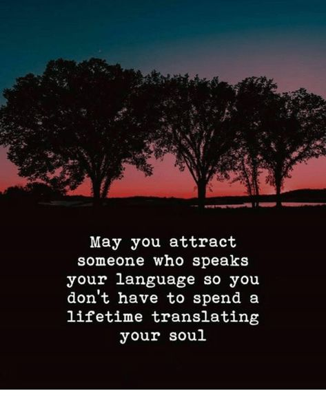 may you attract someone who speaks your language so - Google Search