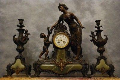 Obudowa Do Zegara Kominkowego Allegro Pl Wiecej Niz Aukcje Najlepsze Oferty Na Najwiekszej Platformie Handlowej Antique Wall Clock Mantel Clock Clock