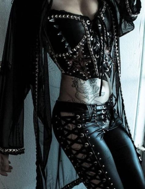 Goth: or ~ Toxic Vision.
