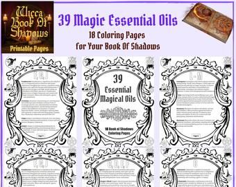 Wiccan Zodiac Essential Oil Blends Incense Recipes Astrology Gift Book Of Shadow Pdf Book Of Shadow Colorful Candles Candle Color Meanings