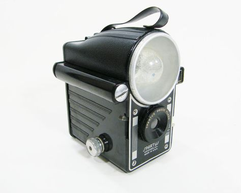 Vintage Spartus Press Camera by ohiopicker on Etsy, $38.00