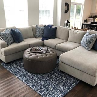 Enola 4 Piece Sectional With Chaise Ashley Furniture Homestore Ashley Furniture Couches Living Room Furniture