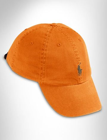 e39bcbebe37d7 Polo Ralph Lauren® XL Baseball Cap The right topper in classic colors.  Signature embroidered pony