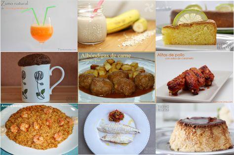 mejores recetas de preparación de comidas para cortar