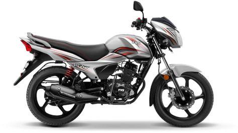 Tvs Victor Silver Victor Bike Bike Motorcycles In India