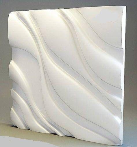 Pin On 3d Plaster Concrete Panel Molds
