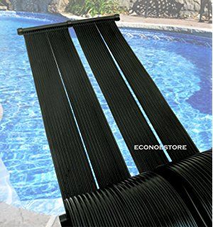 2x Energy Saving Above Ground Inground Swimming Pool Solar Heating Panel Heater Swimming Pool Solar Heating Solar Pool Solar Pool Heater