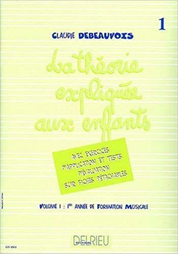 Theorie Expliquee Aux Enfants Vol 1 Pdf Gratuit Telecharger Livre Books Ebooks