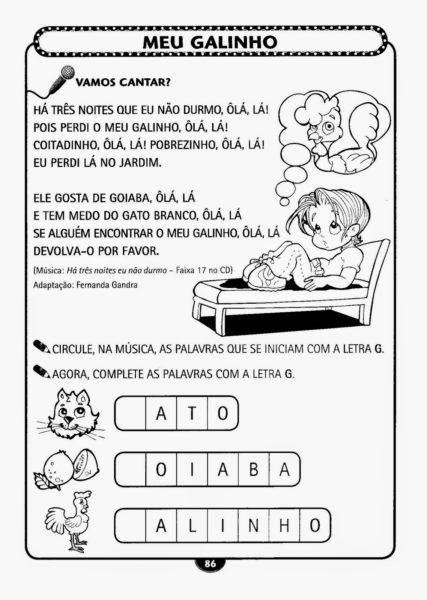155 Atividades Para Educacao Infantil Educacao Infantil
