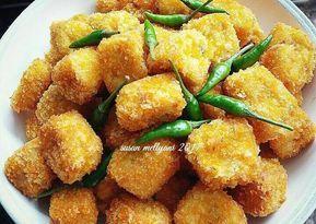 Resep Tahu Krispy Oleh Susan Mellyani Resep Resep Tahu Resep Masakan Indonesia Resep Masakan Sehat