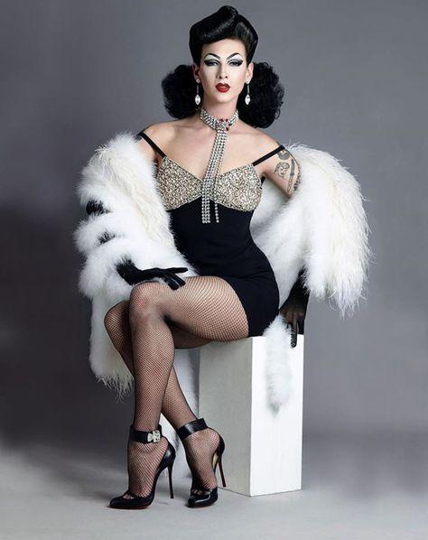 Violet Chachki • RuPaul's Drag Race • Winner of Season 7