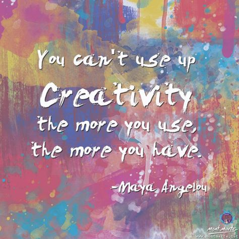 Art Quote by Maya Angelou.