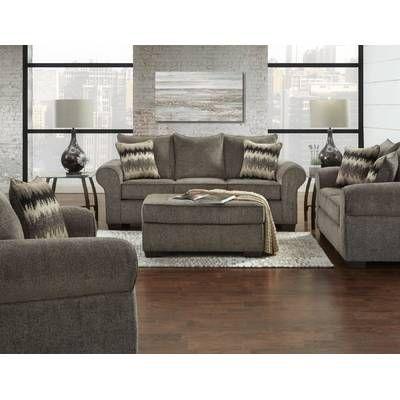 Alcott Hill Della Configurable Living, Wayfair Living Room Furniture
