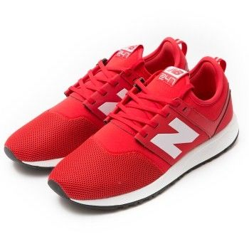 New Balance 247 Classic Men's Running Shoes MRL247RW Red and White ...