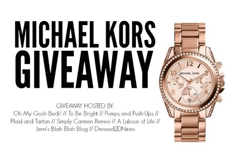 There's something that always catches my eye about the bags, shoes, and accessories from Michael Kors - they are streamlined, classy, and bold.As we move into the holiday season, there are to...