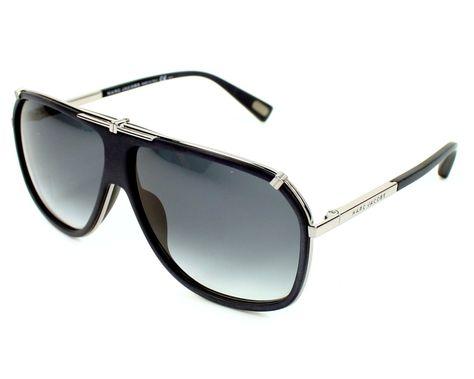 d3628a48b4 Achetez en ligne les lunettes de soleil Marc Jacobs MJ305/S 6LBJJ Ruthenium  et recevez-les chez vous sous 2-3 jours et la livraison est gratuite !